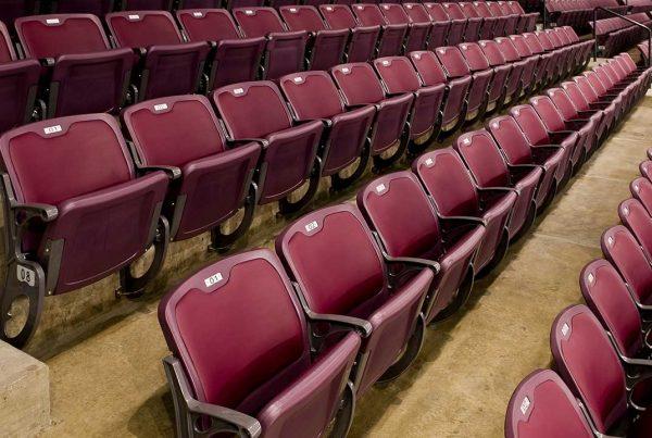 South Okanagan Events Centre seating