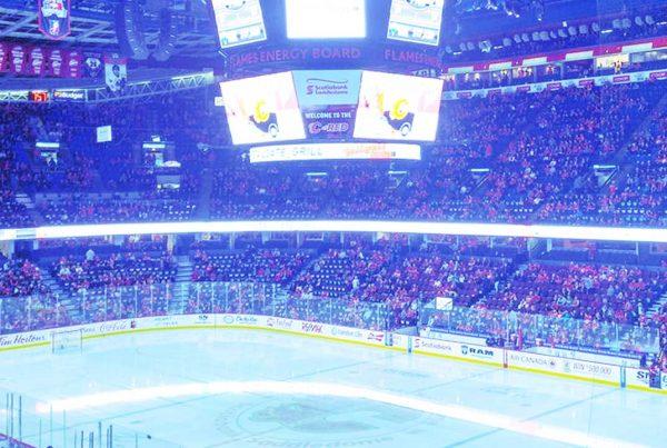 Top Ten NHL Arenas in North America