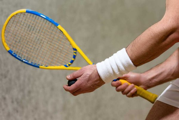 Building a Perfect Racquetball Court