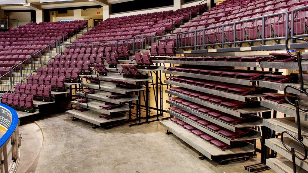 Extending Value with Telescopic Bleachers