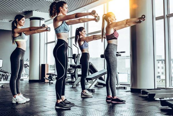 Best Floors for Aerobic Activity