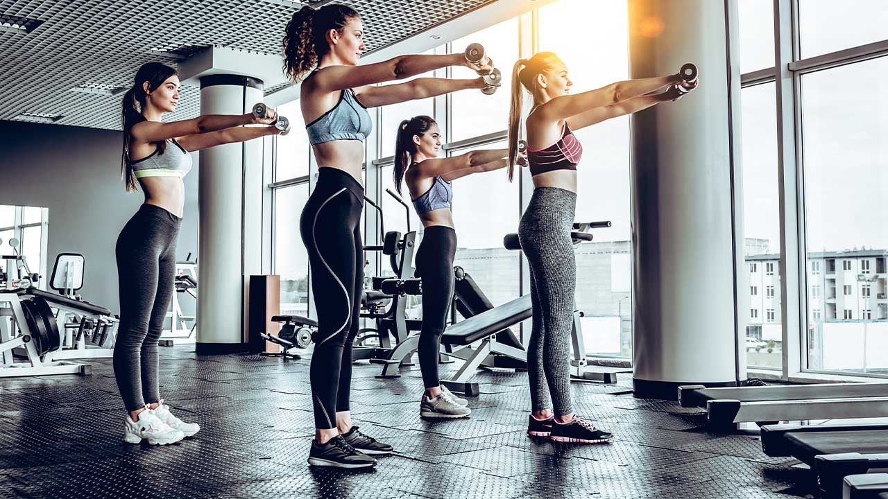 Best Floors for Aerobic Activity