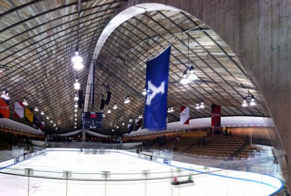Top Ten Coolest Ice Hockey Rinks In The World