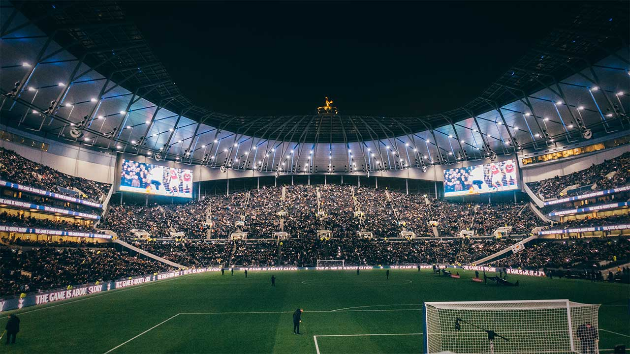 Technology And The Stadium Of The Future